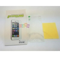 """2pcs New Clear Flim LCD Screen Guard Skins Protectors Covers for iphone 6 4.7"""""""