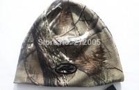 1x hunting cap fishing hiking camping outdoors peak cap Camoflage cap adjustable cap Winter hat