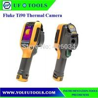 New 100% Fluke Ti90 9Hz 80x60 Ti90 Infrared Camera 9Hz