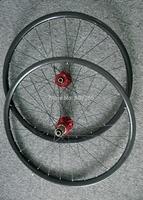 MTB wheels,26er mountain bike carbon wheels,carbon DISC wheels,24h or 28h  wheels