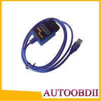 Mult-language!  2014 Newest 100% Vgate USB ELM327 OBD2 / OBDII ELM 327 V2.1 top quality