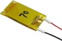 12V 25X30mm Thermostatic Heat generator PTC Heater Semiconductor Heating piece