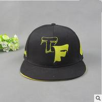 Brand Of Hip-hop Cap TF Flat Street Dance Baseball Cap