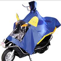 Positive strokes balloon-type automatic drain helmet visors motorcycle poncho raincoat single batch of electric cars