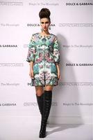 New 2014 women ladies autumn winter fashion trench coat vintage print Windbreaker high street overcoat outwear 4XL D1688