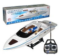 2014 Newest Style Double horse 7004 Super Power Century EP Speedboat RC Boat Flying Fish 3 Channel Remote control racing boat