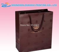 promotional paper carrier bag