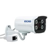Original Escam QD300 IP Bullet Camera 720P IR CMOS Camera P2P Surveillance Security Outdoor Waterproof Network Camera 2pcs/lot