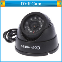 300K Pixels DVRCam Dome DVR CCTV Security Camera TF Card Record AV-OUT Night Vision Video Played by Smart Phone PC Security Cam