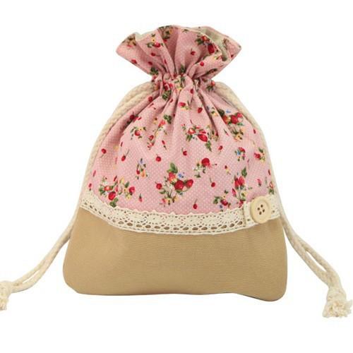 Fujifilm Instax Camera Mini Garden Bag Baby Pink Camera Bag for Mini 7s 8 25 50s Free Shipping(China (Mainland))