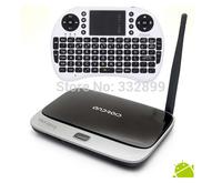 Ourspop Google TV player MK823 +92keys i8 keyboard mouse Quad Core TV BOX RK3188 Cortex-A9 Android 4.2w/2GB RAM/8GB ROM