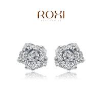 925 sterling silver ROXI  The fashion earrings free shipping