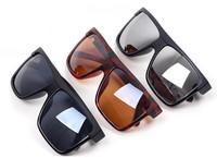 Super Cool Big Square frame Sunglass Flat Top 2014 new fashion sunglasses women men brand sun glasses gafas Oculos de sol G293