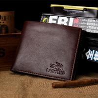 Crocodile 2014 new designer fashion style genuine+PU Leather bag brand men wallets handbag purse