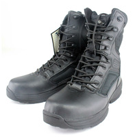 "Military Tactical Airsoft Paintball 9"" Boot Outdoor  Climbing Hiking Mountain Climbing Long Boots"