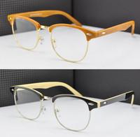 2014 Vintage Clubmaster Glasses Women Brand Designer Frame Glasses Men Read Eyeglasses Optical Eyewear Oculos Gafas G311