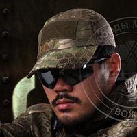 Rattlesnake Velcro Baseball Cap Tactical Combat  Airsoft Paintball Shooting  Hats
