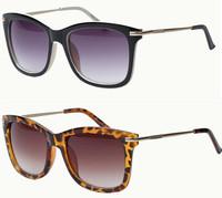 New 2014 fashion women's vintage sunglasses brand designer sun glasses women Gold Legs Free shipping gafas oculos de sol G308