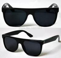 2014 New fashion retro Popular star sunglasses Brand designer Flat Top women men vintage sun glasses gafas oculo de sol G090