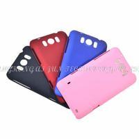 1pcs/lot luxury super frosted high quality hard matte back Case For HTC X310E titan case