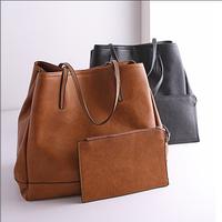2014 Fashion Design Brand Handbag Large Capacity  Bag Casual Shoulder Bag Elegant Women's Messenger Bag women Handbag Vintage