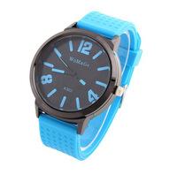 Representatives of simple and dynamic, quartz movement neutral fashion sports watch