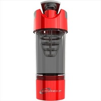 Wholesale CYCLONE CUP Blender Mixer Bottle Protein Shaker Bottles 4 colors 20 oz/600ml