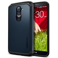 Wholesale! SPIGEN SGP Slim Armor Case for LG Optimus G2 D802 Hybrid Neo Back Skin Protective Back Cover 5 Colors