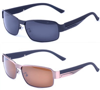 New Fashion Sports Male Brand sunglasses polarized sun glasses Alloy Metal Frame Polaroid Sunglasses Driving men Oculos Gafas