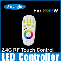 Mi-Light touch Screen RGBW Remote Controller For LED Bulb LED 3528 5050 RGB Strips DC 12V-24V With retail packaging WLED82