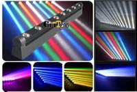 8x10W Quad LED Moving Head Beam Bar 4in1(led par light,moving head light,disco light,laser,dmx controller,console