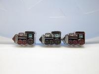 Railway Floating Charm Floating Locket charm Fits Living lockets 20pcs/lot Free shipping