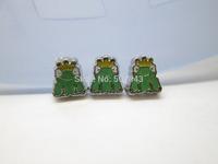 Frog Floating Charm Floating Locket charm Fits Living lockets 20pcs/lot Free shipping
