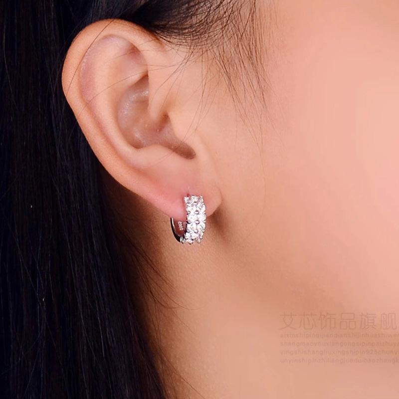 Diamond Earrings Studs Gold Hoops amp White Gold Earrings