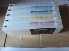 Free shipping large format printer Reffilable Cartridge for Ep Stylus Pro 7908 9908 7890 9890 wide format printer cartridge