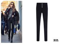 free shipping size S-6XL large sizes 2014 new women long skinny pants pencil pants high stretch plus size leggings KLP14001