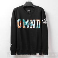 Camouflage Diamond supply co Korean style mens autumn winter brand Hoodies fleece print pullover sportswear sweatshirt sweater