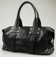 Brand Genuine Leather Mens Unique Fashion Vintage Design Casual Handbags Shoulder Bags Travel Bag Office Bags Men Bag Free