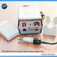 35K Rpm Dental Lab Micromotor Strong 204 with SDE-M33Es E-type Motor, 110V / 220V