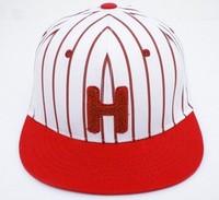 Brand 2014 New Fashion Winter Hat H Word Level Along Baseball Hat Millinery Woman Hip-hop
