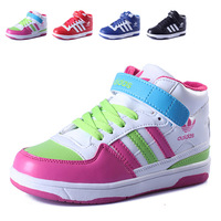 Fashion Brand Child Sport Shoes Casual Shoes Boys And Girls Sneakers Children's Running Shoes For Kids size 31-37