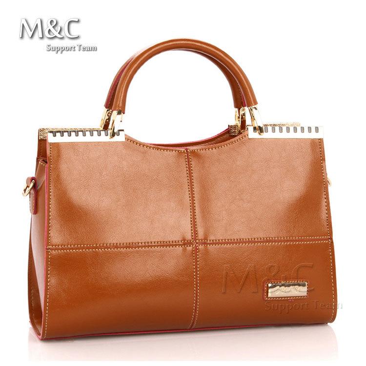 Woman Crossbody Bag 2015 Designers Genuine Leather Women Messenger Bag Retro Luxury Tote Bag Vintage Bolsas Femininas SD-177(China (Mainland))