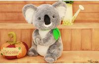 simulation animal plush toy about 38 cm koala bear AUSTRALIA koala doll quality goods , Christmas gift b3078