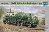 Trumpeter 1/35 00202 DF-21 Ballistic missile launcher