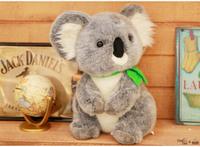 simulation animal 30 cm lovely koala bear plush toy AUSTRALIA koala doll quality goods , birthday gift b3077