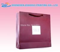 wholesale paper bag for bottle packaging