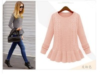 2014 new autumn and winter sweater woma