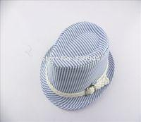 10pcs/lot 2014 fashion breathable children's jazz hat baby girls/boys of quality linen sun hat beanie hat