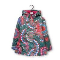 Momo - 2014 winter new big girls clothing, wholesale children's Spanish style casual cotton padded jacket cardigan