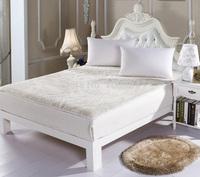180 x 200cm 2kg wool mattress cover,wool face fabric polyster filler mattress pad,hotel mattress protector,wool bed mattress